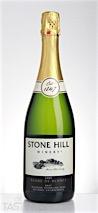 Stone Hill 2009 Blanc de Blanc Missouri