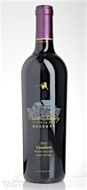 Crane Family Vineyards 2012 Cavaliere Red, Napa Valley