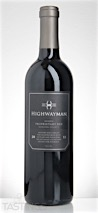 Highwayman 2013 Proprietary Reserve Red Blend Sonoma County
