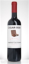 Cigar Box 2015 Old Vine Cabernet Sauvignon