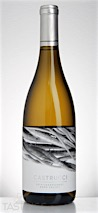 Castrucci 2014 Estate Chardonnay