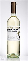 Art of Earth 2015 Organic, Pinot Grigio, Terre Siciliane IGP