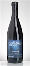 """Cloak & Dagger 2012 """"Pseudonym"""" Pinot Noir"""