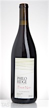 Philo Ridge Vineyards 2012 Mendocino, Pinot Noir, Anderson Valley