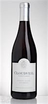 Cloudveil 2014 Pinot Noir, Oregon
