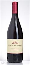 Donovan-Parke 2014  Pinot Noir