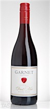 Garnet Vineyards 2014 Pinot Noir, Sonoma Coast