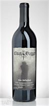 """Cloak & Dagger 2010 """"The Defector"""" Reserve Zinfandel"""