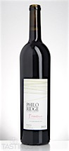 Philo Ridge Vineyards 2013 Vittorios Vineyard, Primitivo, Mendocino