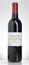 Byington 2013 Moniz Vineyard Zinfandel