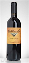 GiaDomella 2012 Zinfandel, Russian River Valley