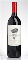 Cardella 2013 Fattoria Cardella Laquedotto Vineyard Barbera