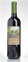 Green Truck 2013 Made with Organic Grapes Zinfandel