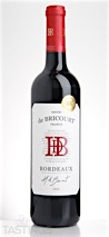 Henri de Bricourt 2014  Bordeaux Rouge