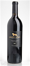 Lorenzi Estate 2012 Cabernet Franc, Temecula Valley