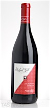 Michael Gill Cellars 2014 Black Tie, Syrah, Paso Robles