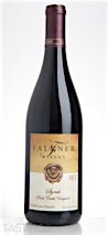 Falkner 2013 Rock Creek Vineyard Syrah
