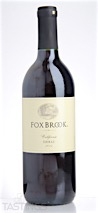 Fox Brook 2014  Shiraz