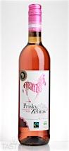 """Frisky Zebras 2015 """"Ravishing Rosé"""" Western Cape"""