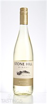 Stone Hill NV Sweet White Wine, Moscato, Missouri