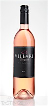 Villari Vineyards 2015 Rosé Outer Coastal Plain