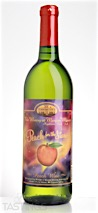 """The Winery at Marjim Manor NV """"Peach for the Stars"""" Niagara Country"""