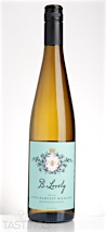 B. Lovely 2014 Late Harvest Riesling