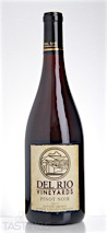 Del Rio 2013 Estate Pinot Noir