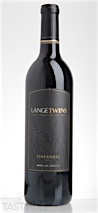 LangeTwins Winery 2013 Estate Zinfandel