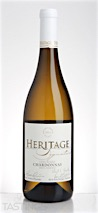 Heritage Vineyards 2014 Estate Reserve Chardonnay