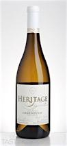 Heritage Vineyards 2014 Estate Reserve Chardonnay