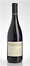 Heritage Vineyards 2013  Syrah