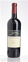 Monte De Oro 2012 Estate Grown Merlot