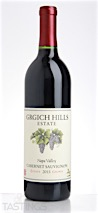 Grgich Hills 2013 Estate Cabernet Sauvignon