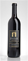 Pollak Vineyards 2013 Estate, Merlot, Monticello