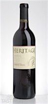 Heritage Vineyards 2013  Cabernet Franc