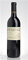 Heritage Vineyards 2013  Cabernet Sauvignon
