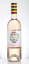 Mosketto NV Pink Frizzante Sparkling Dessert Wine, Italy