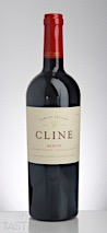 Cline 2014 Estate Grown, Merlot, Sonoma Coast