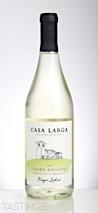 Casa Larga 2016 Chardonnay-Riesling, Finger Lakes