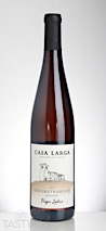 Casa Larga 2015 Medium-Dry, Gewurztraminer, Finger Lakes