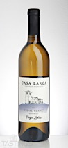 Casa Larga 2016 Medium-Dry, Vidal Blanc, Finger Lakes