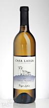 Casa Larga 2016 Medium-Dry, Vidal Blanc, Finger Lakes
