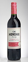 CK Mondavi 2014 Scarlet Five Red Blend, California