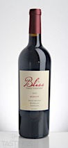 Bliss Family Vineyards 2015 Estate Bottled Merlot