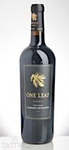 ONE LEAF 2014 Reserve Cabernet Sauvignon