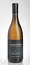 LangeTwins Winery 2016 Estate Grown Chardonnay