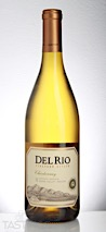 Del Rio 2016 Estate Grown Chardonnay