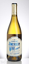 The Great American Wine Company 2014  Chardonnay