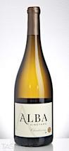 Alba 2016  Chardonnay